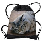 tabbyCALENDAR - WALL 75_H_F Drawstring Bag