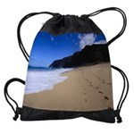 shoreCALENDAR - WALL 75_H_F.png Drawstring Bag
