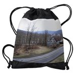 OLD BARN CANVAS CALENDAR - WALL 75_ Drawstring Bag
