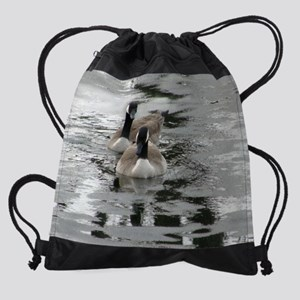 2200 cut path Drawstring Bag