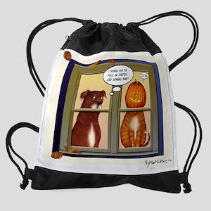 16x20_printpumpy Drawstring Bag