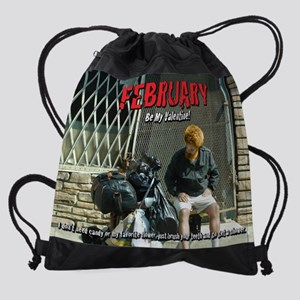 February-Kensington Drawstring Bag