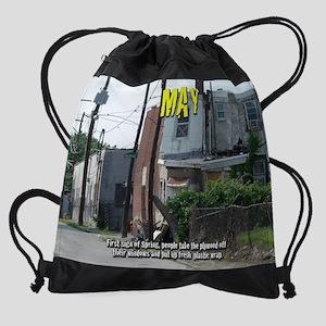 May-Kensington Drawstring Bag