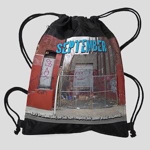September-Kensington Drawstring Bag
