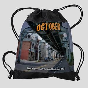 October-Kensington Drawstring Bag