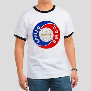 Apollo Soyuz Logo Ringer T