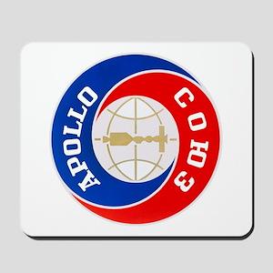 Apollo Soyuz Logo Mousepad