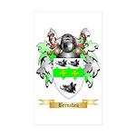 Bernabeu Sticker (Rectangle 10 pk)