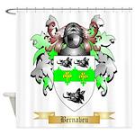 Bernabeu Shower Curtain