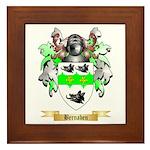 Bernabeu Framed Tile