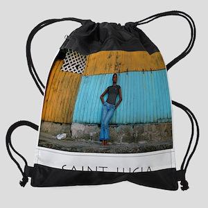 St_Lucia20062.jpg Drawstring Bag