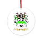 Bernabe Ornament (Round)