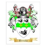 Bernaba Small Poster