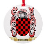 Bermudes Round Ornament