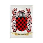 Bermudes Rectangle Magnet (10 pack)