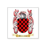 Bermudes Square Sticker 3