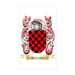 Bermudes Sticker (Rectangle 10 pk)
