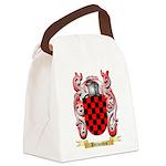 Bermudes Canvas Lunch Bag