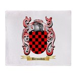 Bermudes Throw Blanket