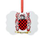 Bermudes Picture Ornament