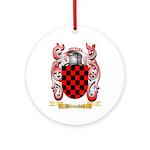 Bermudes Ornament (Round)