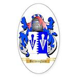 Bermingham Sticker (Oval 50 pk)