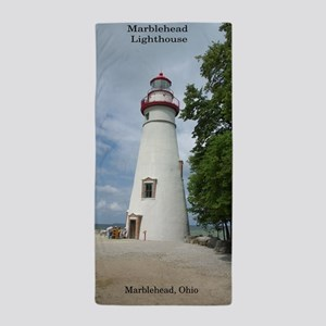Marblehead Lighthouse Beach Towel
