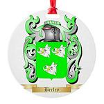 Berley Round Ornament