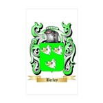 Berley Sticker (Rectangle 10 pk)