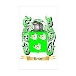 Berley Sticker (Rectangle 50 pk)