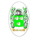 Berley Sticker (Oval)