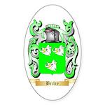 Berley Sticker (Oval 10 pk)