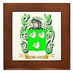Berley Framed Tile