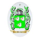 Berley Ornament (Oval)