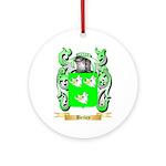 Berley Ornament (Round)