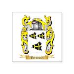 Berkowicz Square Sticker 3