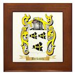Berkovitz Framed Tile