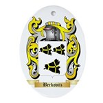 Berkovitz Ornament (Oval)