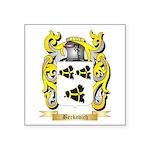 Berkovich Square Sticker 3