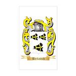 Berkovich Sticker (Rectangle)