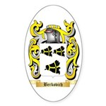 Berkovich Sticker (Oval 10 pk)