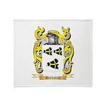 Berkovich Throw Blanket