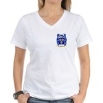 Berkner Women's V-Neck T-Shirt