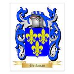 Berkman Small Poster