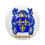 Berkman Ornament (Round)