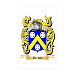 Berkley Sticker (Rectangle 50 pk)
