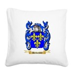 Berkenblit Square Canvas Pillow