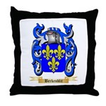 Berkenblit Throw Pillow