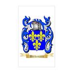 Berkemann Sticker (Rectangle)