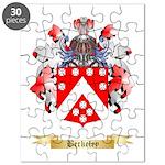 Berkeley Puzzle
